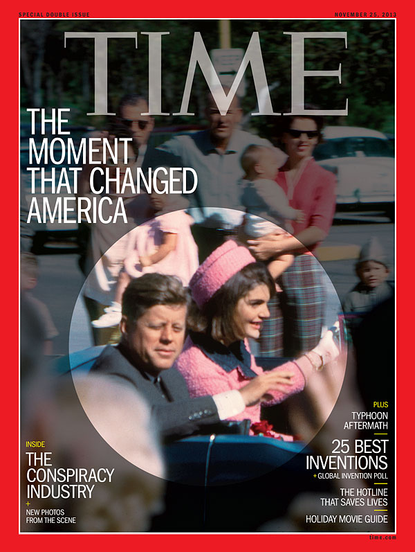 KENNEDY ASSASSINATION – I Saw How That One Moment Changed America